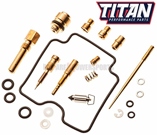 Titan OEM Quality Carb Carburetor Rebuild Repair Kit Yamaha Big Bear 400 00-12 Oem Carb Carburetor