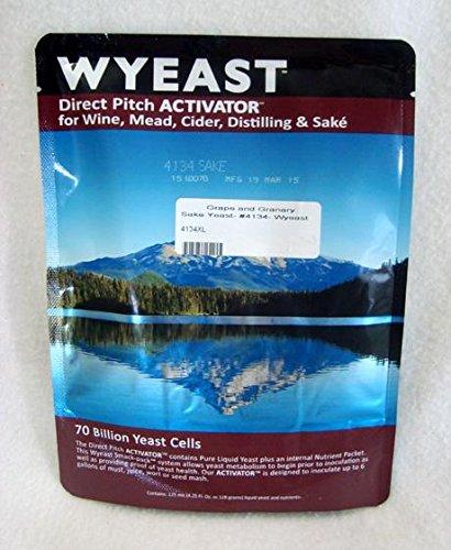 Wyeast 4134 Sake #9