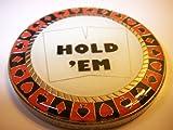 Hold 'Em Fold 'Em Flip Poker Weights