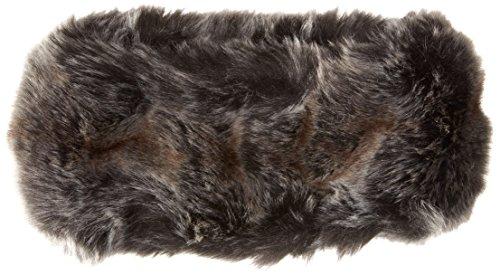 Parkhurst Women's Haley Faux Fur Headband, Tundra, One Size