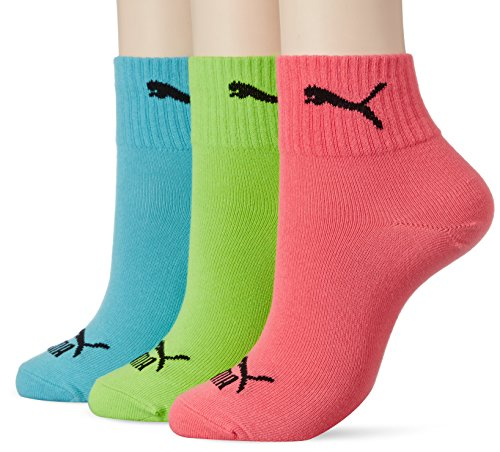 均等にアラブ人凍る[プーマ]3足組 レディス ショート丈ソックス Lifestyle Womens Socks ウィメンズ