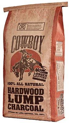 Cowboy Lump Charcoal 20 Lb. by Duraflame Cowboy