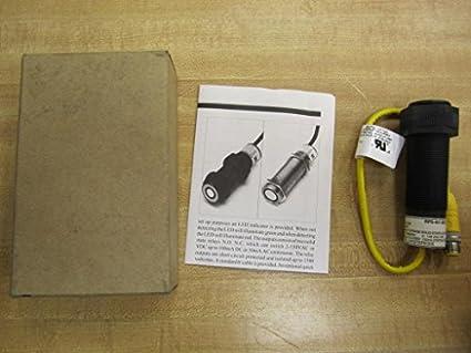 Migatron RPS-401-80QD Ultrasonic Sensor RPS40180QD: Amazon com