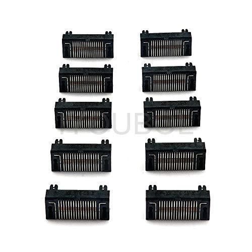 (Printer Parts I/O Cradle Connector (16 Pins) for Motorola Symbol Zebra Mc3000 Mc1000 Mc70 Mc75 Crd3000(10Pcs))