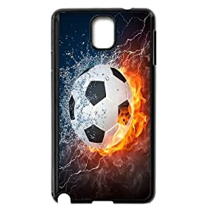 Unique Phone Case Design 2Love Football,Love Life- For Samsung Galaxy NOTE4 Case Cover