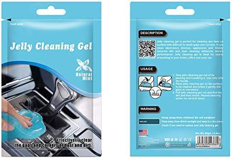 Txiangyang - Pegamento Limpiador de Gel Adhesivo para Ventilador ...