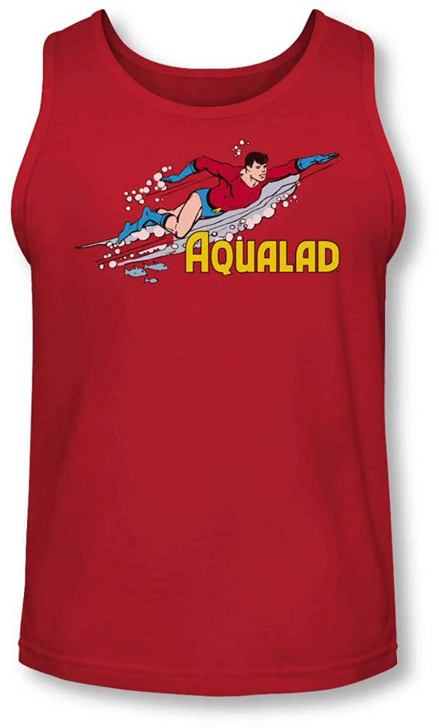 Dc - Mens Aqualad Tank-Top