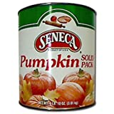 Seneca Solid Pack Pumpkin - no.10 can, 6 cans per case