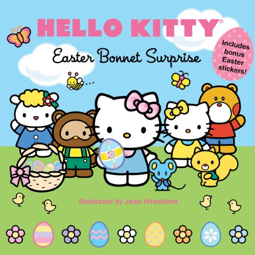 Hello Kitty Kindle (Hello Kitty: Easter Bonnet Surprise (Hello Kitty (Abrams Books for Young)