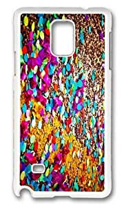 Adorable colored confetti Hard Case Protective Shell Cell Phone For Case Iphone 5/5S Cover - PC White