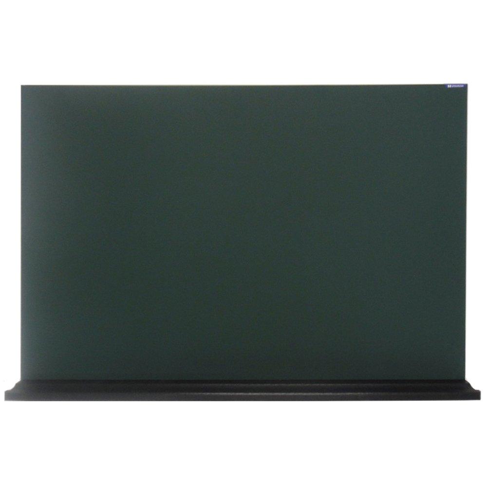 馬印 壁掛木製黒板グリーン 900×600 W23 B0033PLJ5Y 900×600 グリーン グリーン 900×600