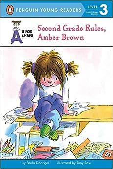 Descargar Epub Second Grade Rules, Amber Brown