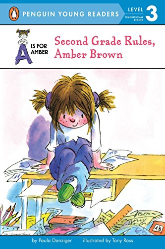 Second Grade Rules, Amber Brown (A Is for Amber) (Grad Rules)