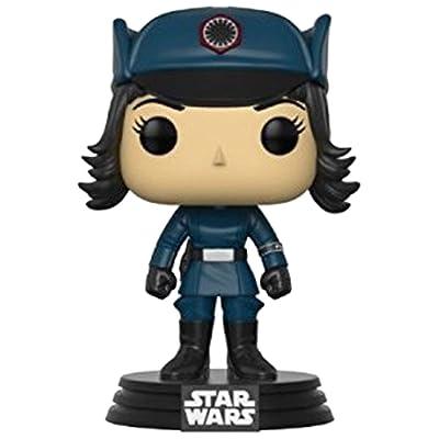 Funko POP! Star Wars: The Last Jedi - Rose in Disguise: Funko Pop! Star Wars:: Toys & Games