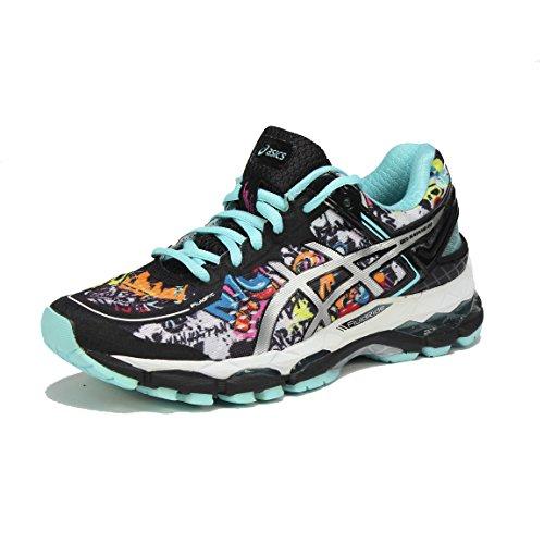 Asics Women's ASICS GEL-Kayano 22 NYC Marathon Running Shoes New York/City/2015 (6.5) by ASICS