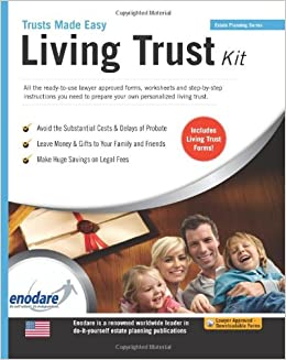 Living trust kit amazon enodare 9781906144401 books solutioingenieria Images