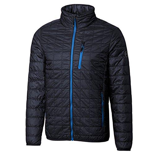 Resistant Navy Alternative Cutter Jacket Coat Primaloft Dark Rainier amp; Men's Buck Weather Down 0IrznAIq7x