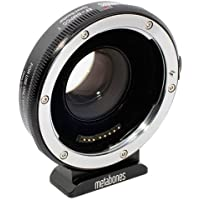 Metabones Canon EF to BMPCC Speed Booster (Black Matt)