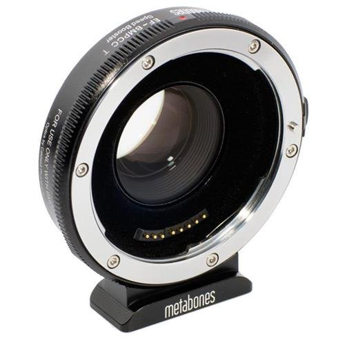 Metabones Canon EF to BMPCC Speed Booster (Black Matt) by Metabones