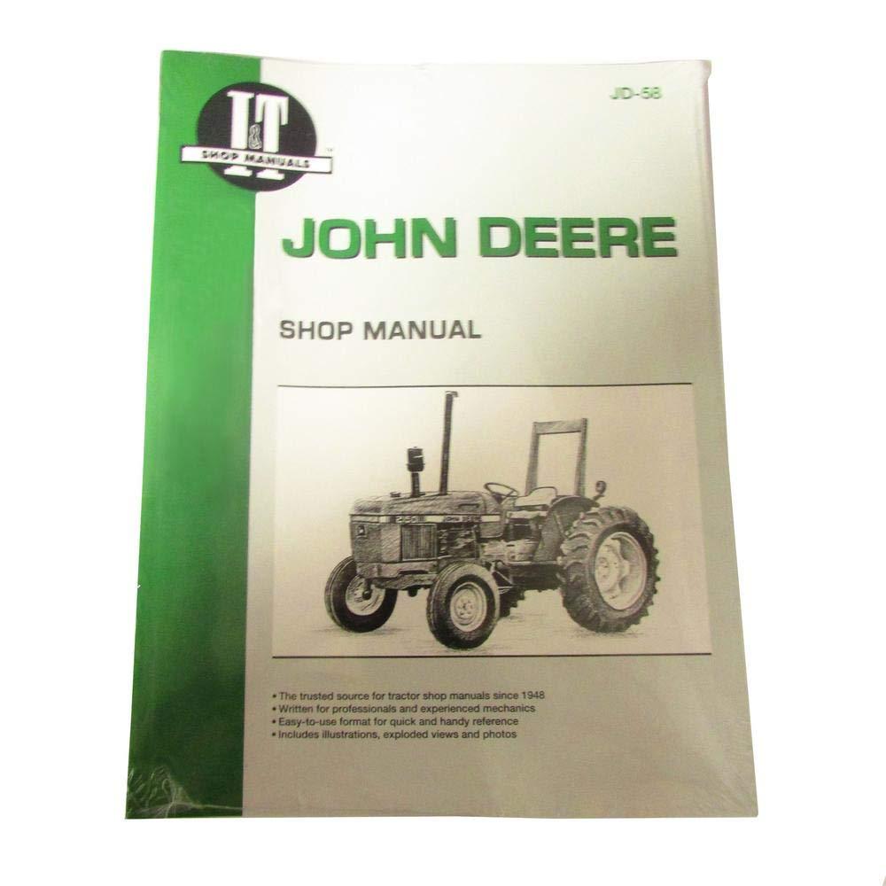 john deere 2155 wiring diagram free picture jd58 new john deere tractor shop manual 2150 2155 2255 2350 2355  jd58 new john deere tractor shop manual