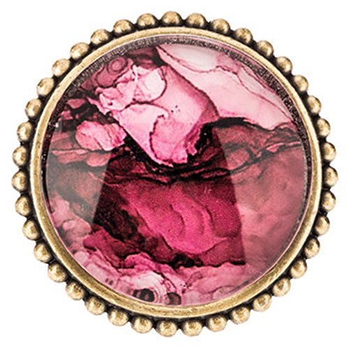 pink and gold knobs - 7