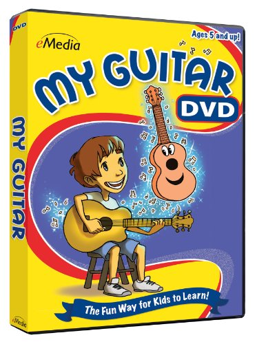 eMedia My Guitar DVD video [Discontinued item]