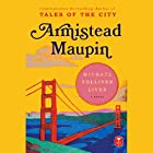 Michael Tolliver Lives  Audiobook by Armistead Maupin Narrated by Armistead Maupin