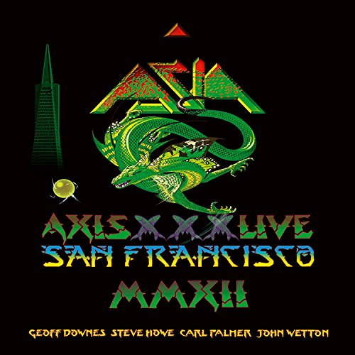 Axis XXX - Live In San Francisco (Asia Live Cd)