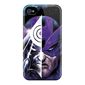 Iphone 6 Hard Back With Bumper Cases Covers Hawkeye I4