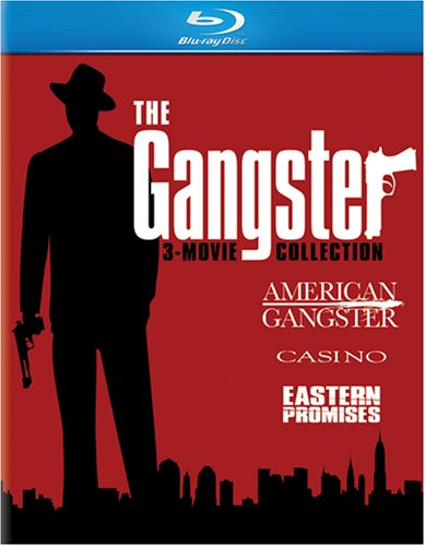 The Gangster Collection (American Gangster/Casino/Eastern Promises)  [Blu-ray]