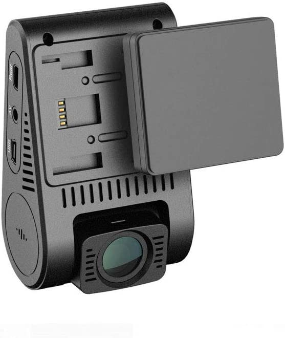 Motion Detection Buffered Parking Mode VIOFO A129 Duo IR Dual Dash Cam Taxi Front and Interior Camera Infrared Night Vision Full HD 1080P Wi-Fi Car Dash Camera G-Sensor GPS Included