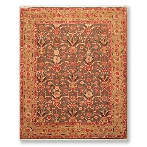 Persian Wool Vase - 7'9