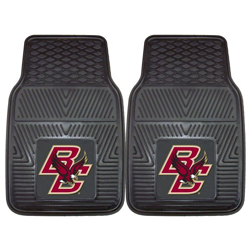 FANMATS NCAA Boston College Eagles Vinyl Heavy Duty Car Mat ()