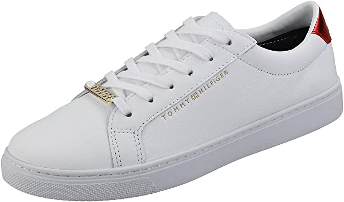 Tommy Hilfiger Womens Low-Top Sneakers