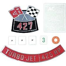 Corvette 425hp 427hp