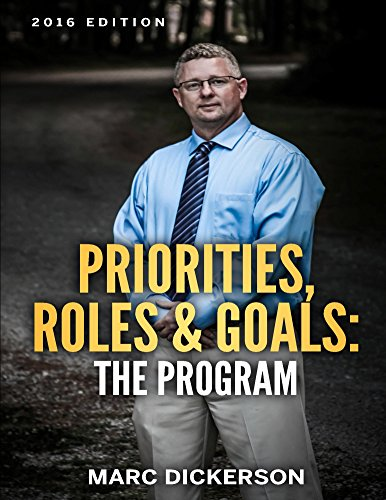 Priorities, Roles & Goals: The Program cover