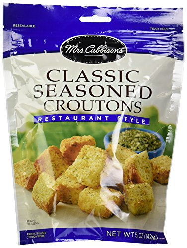 Mrs. Cubbison's Seasoned Croutons, 5 oz