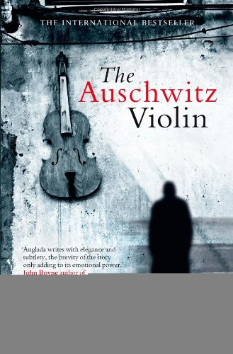 Book cover for The Auschwitz Violin