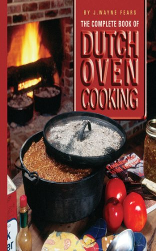 The Complete Book of Dutch Oven Cooking cover