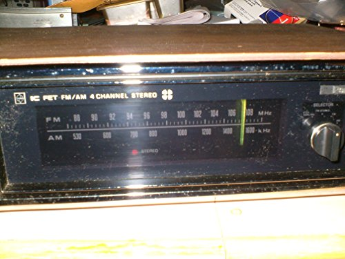 VINTAGE PANASONIC RE-7750A QUAD RECEIVER