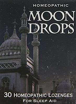 Historical Remedies Homeopathic Moon Drops, 30 Lozenges (Pack of 12)