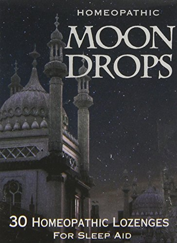 - Historical Remedies Homeopathic Moon Drops, 30 Lozenges (Pack of 12)