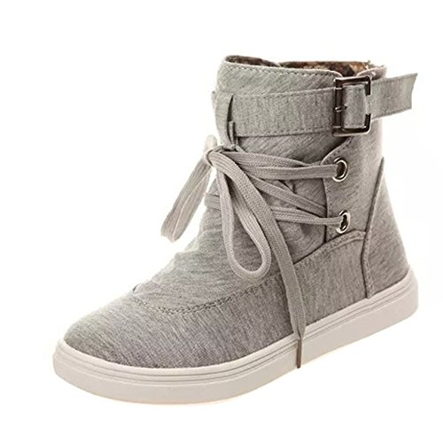 Cheap Fashion Women Casual Shoe High Top Sport Outdoor Athletic Running Sneaker Boot Girl Trainers