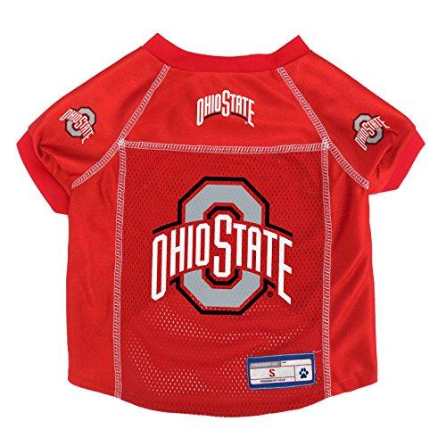 NCAA Ohio State Buckeyes Pet Jersey, XL