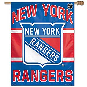 NHL Banner / vertical flag 67 x 92 cm New York Rangers by New York Rangers