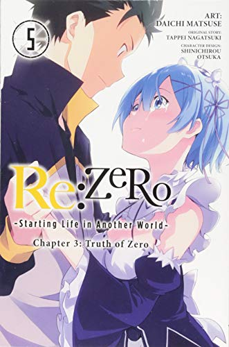 re:Zero Starting Life in Another World, Chapter 3: Truth of Zero, Vol. 5