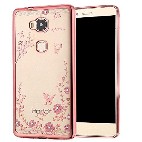 Huawei honor 5X Case honor 5X Case Luxury Stylish Design Ele
