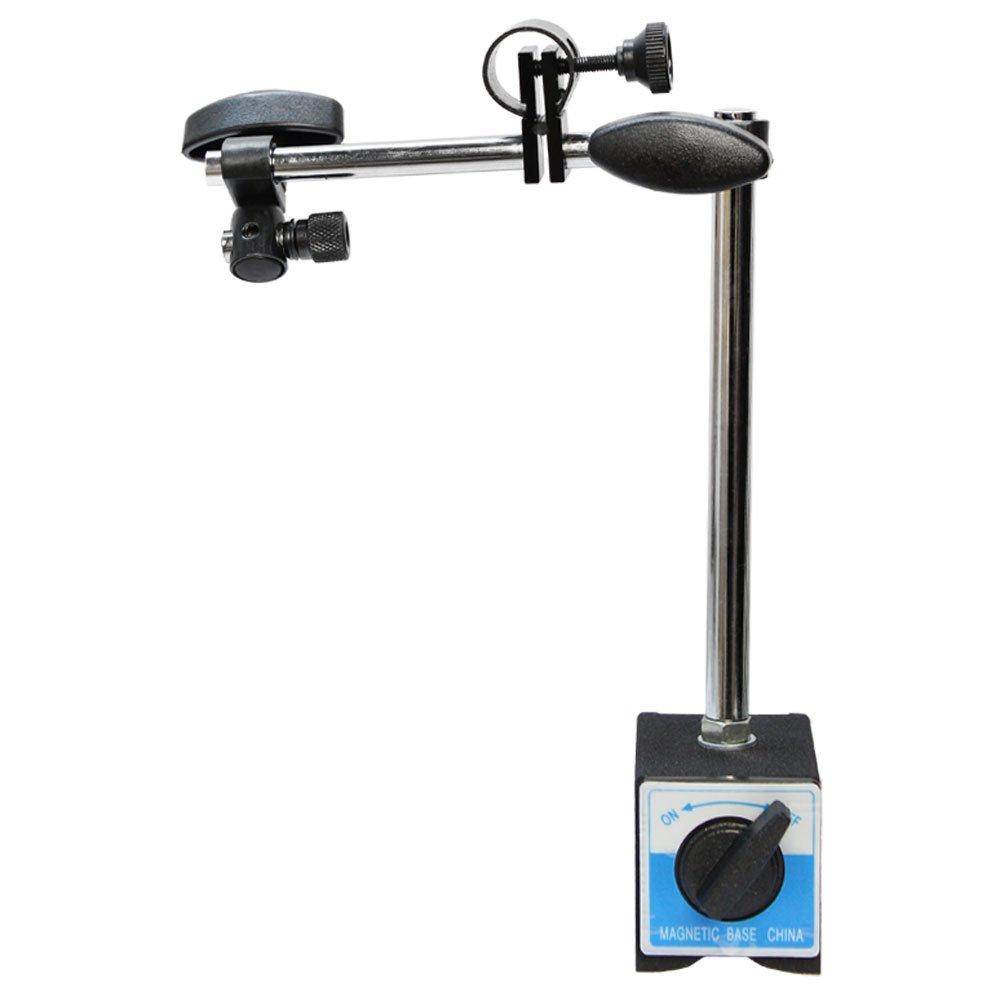 Magnetic Base Dial indicator Holder w/ Fine Adjustment 135 Lbs Force Dial Holder