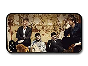 Mumford & Sons Band Portrait Sitting on a Sofa For Samsung Galaxy S3 I9300 Case Cover