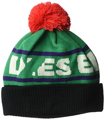 Diesel Beanie (Diesel Men's Knit Beanie, bosporus, One Size)